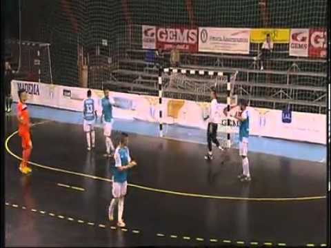 Preview video Lazio - Kaos futsal - highlights, 3� giornata serie a 2013-14