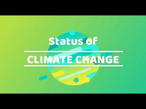Status of Climate Change  CYEN