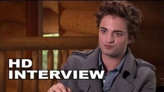 Twilight: Robert Pattinson Edward Cullen On Set Interview