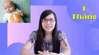 Lưu Ý Khi  Chăm Sóc Trẻ Sơ Sinh 1 Tháng Tuổi | Bác sĩ Đoàn Thị Mai