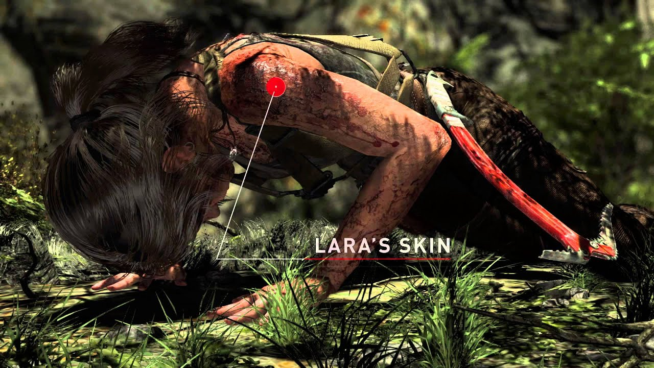 This Tomb Raider Video Makes Me Fear For The Future