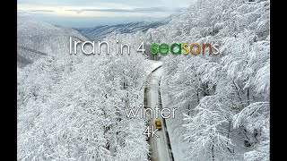 Iran in 4Seasons-4k