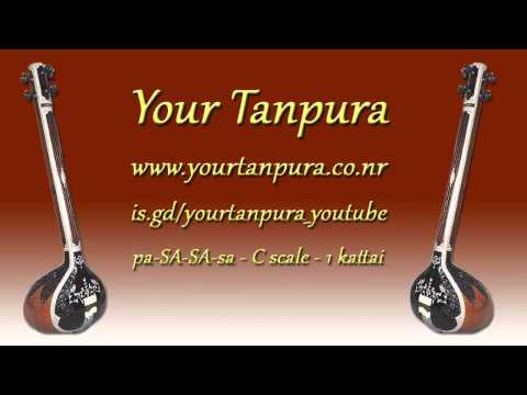 Your Tanpura - C Scale - 1 Kattai Mp3