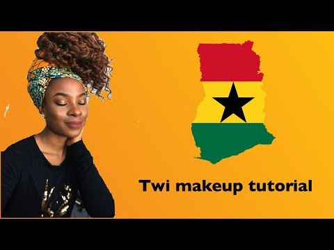 Typical twi makeup tutorial challenge | Amazyn Beauty