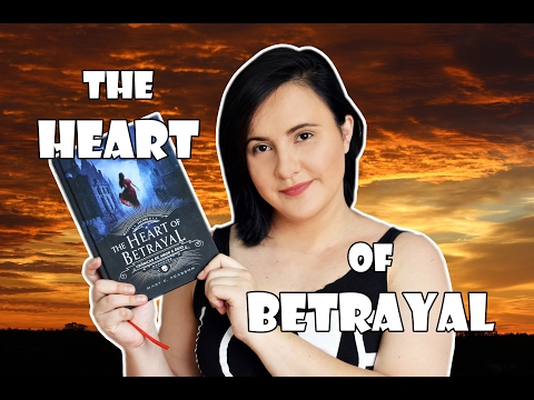 THE HEART OF BETRAYAL | MARY E. PEARSON