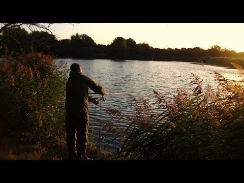 Lure Fishing for Pike at Brickyard Pond (Hull & District Anglers Association)