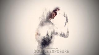 Efecto Doble exposicion Tutorial Photoshop Double exposure effect