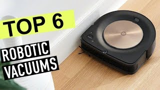 BEST ROBOTIC VACUUMS! (2020)