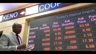 15 NSE firms issue alerts as profits plunge Sh14bn - VIDEO