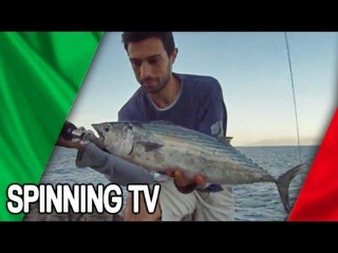 La pesca su rosso una spada