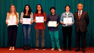 USM - Ceremonia Premio al Mérito Académico