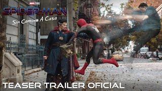 Tráiler Inglés Subtitulado en Español Spider-Man: No Way Home