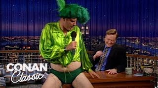 Will Ferrell Grants Conans Birthday Wishes - Late Night With Conan OBrien