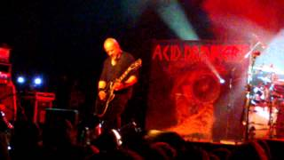 Acid Drinkers - The Joker (Warszawa, Stodoła - 08.03.2013)