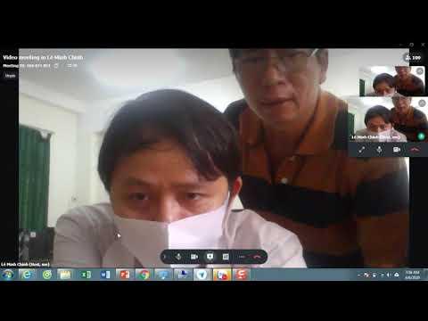 File bài giảng môn Toán 11 - Thầy Chính (thứ 2, ngày 06/4/2020)