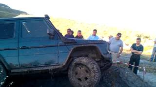 preview picture of video 'concentracion MERCEDES G puertollano cpa-4x4.1.3'