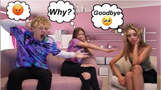 I'm LEAVING the SQUAD FOREVER PRANK **THEY CRIED**💔 | Jenna Davis