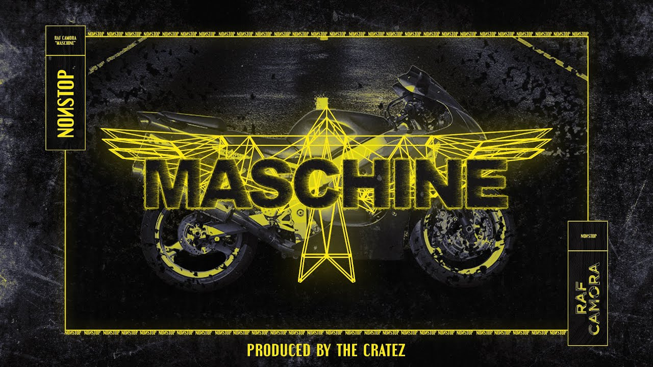 RAF Camora x The Cratez – Maschine