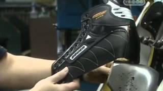 как сделать хоккейные коньки