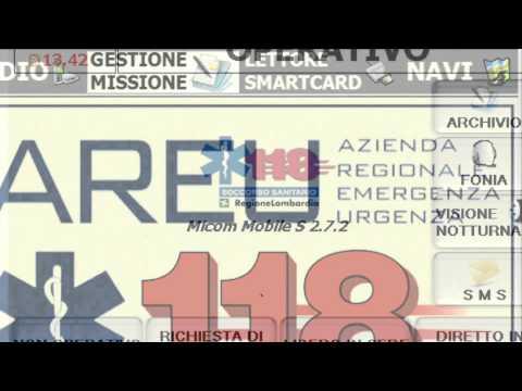 Il video di promozione della centrale 112