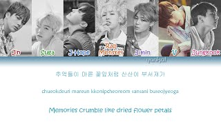 Gambar cover BTS (방탄소년단) - Run (Color Coded Han|Rom|Eng Lyrics) | by YankaT