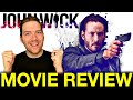 JOHN WICK - Movie Review - YouTube