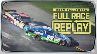 NASCAR Classic Race Replay: 2009 Aaron's 499   Talladega Superspeedway