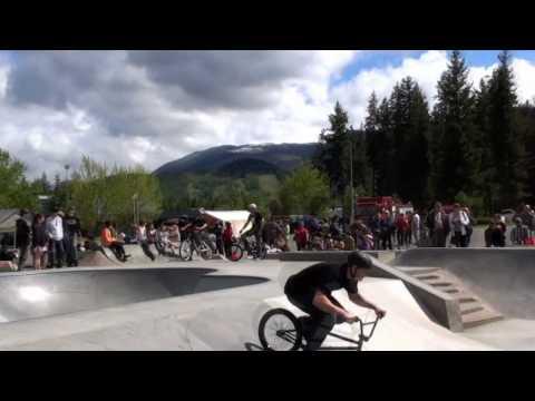 Brett Turcotte :: Skate park :: clearwater