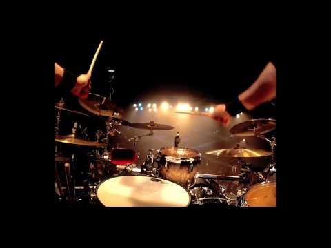 "Three Days Grace ""Painkiller"" - Live Drum POV"
