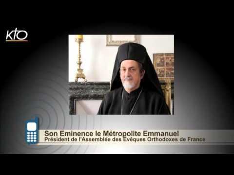 #PrayForParis - Mgr Emmanuel