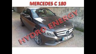 Mercedes C 180 hidrojen yakıt sistem montajı