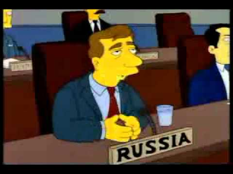 The Simpsons: USSR Returns