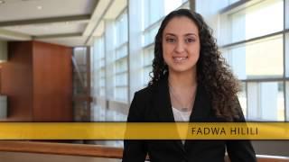 Fadwa Hilili 25 Under 25 2013