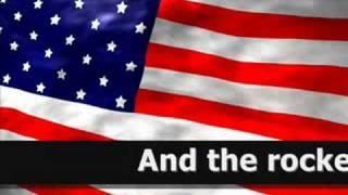 "Us National Anthem ""The Star-Spangled Banner"""