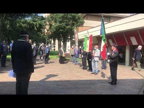 Legnano ha festeggiato i 74 anni della Repubblica con l'Associarma