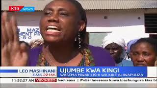 Zaidi ya wanawake 300 wamtaka Gavana Kingi kutatua mzozo baina ya mwakilishi wa kike