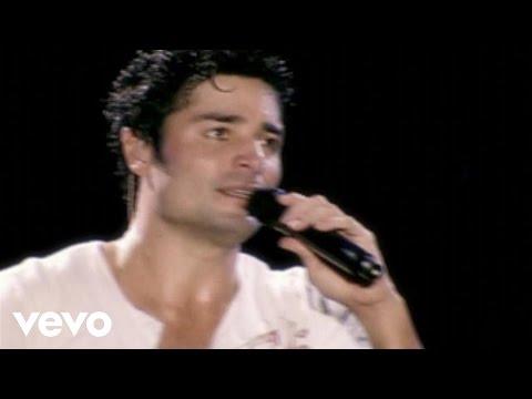 Chayanne - Te Echo De Menos (Live Video (Stereo Version))