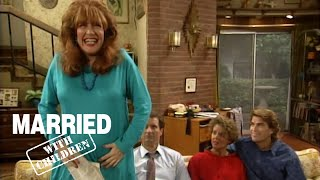 Peggy Is Pregnant! | Married With Children