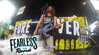 "Forever The Sickest Kids - ""Chin Up Kid"" Live (Warped Tour 2013)"