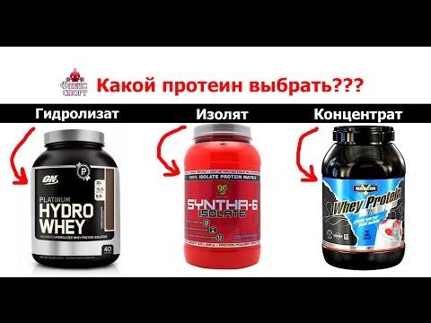 Гидролизат, изолят, концентрат - белок, протеин #16 (ФЛЕКС-СПОРТ)