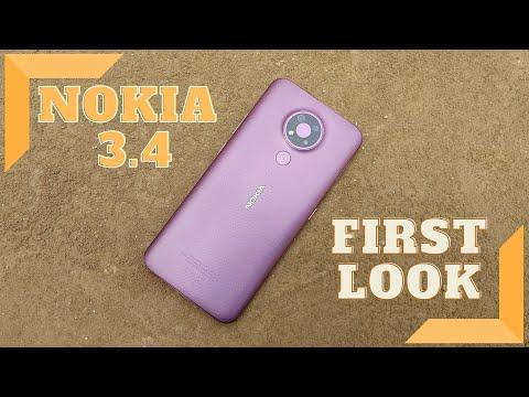 Nokia 3.4 1st Impression