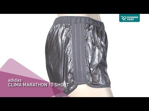 Damen Laufhose adidas Marathon 10 Short