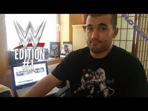 Vaše odpovědi na mé WWE otázky #1