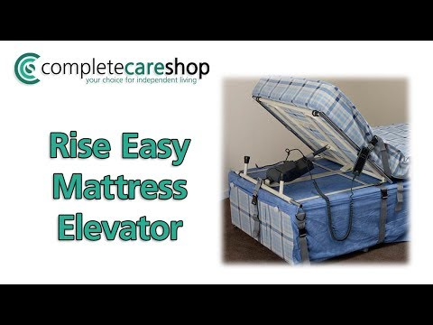 Rise Easy Mattress Elevator Demo