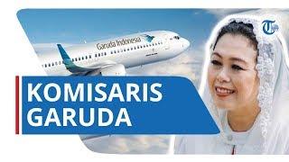 Yenny Wahid Menjadi Komisaris Garuda, Erick Thohir: Figur Perempuan yang Sangat Mumpuni