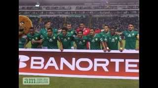 preview picture of video 'León vs Cruz Azul COPA BANORTE 2012'