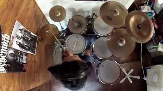 Acid Rain - D.R.I. Drum Cover