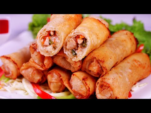 Chicken Cheese Roll Recipe – SooperChef