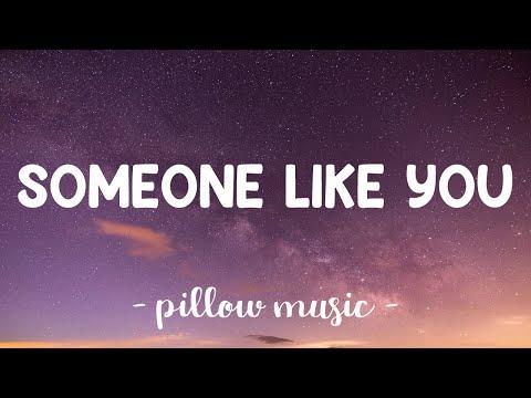 Someone Like You - Adele (Lyrics) 🎵