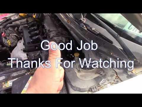 How to Fix Codes P0335 & P0725 on a Nissan Altima | Crankshaft
